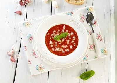 Recept na stelline - rýžové těstoviny Risolino