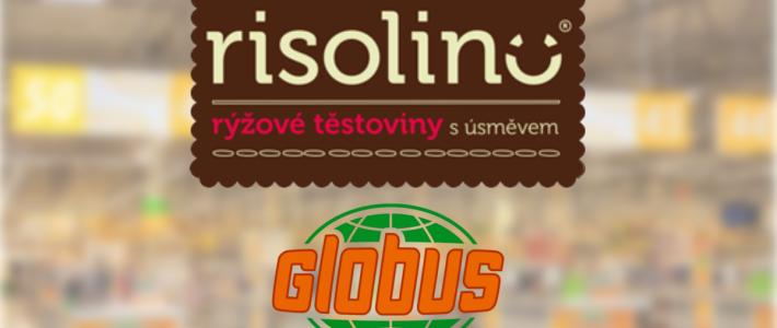 Risolino na pultech Globusu